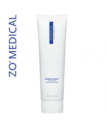 NORMACLEANSE Cleanser for Normal to Dry Skin - Gel demachiant pentru fata (ten normal/uscat)